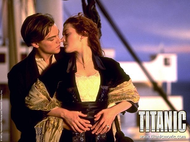 titanic - peliculas de amor